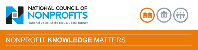 Nonprofit Knowledge Matters