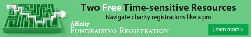 Affinity Fundraising Registration