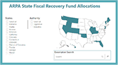 ARPA State Fiscal Recovery Fund Allocations