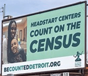 Census Billboard