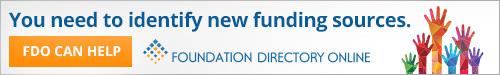Foundation Center ad