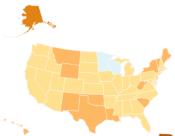 Census response map