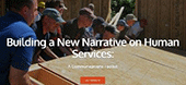 Building a New Narrative on Human Services