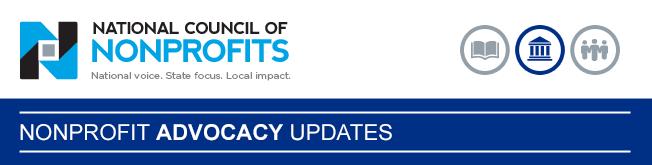 Nonprofit Advocacy Updates