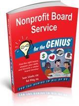 Nonprofit Board Service