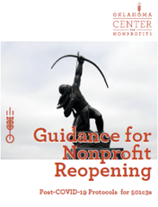 Guidance for Nonprofit Reopening