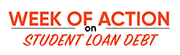 Week of Action on Student Loan Debt