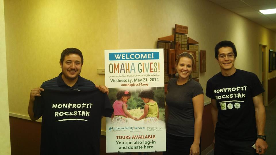 Members of the Nonprofit Association of the Midlands Gather to Celebrate Omaha Gives!