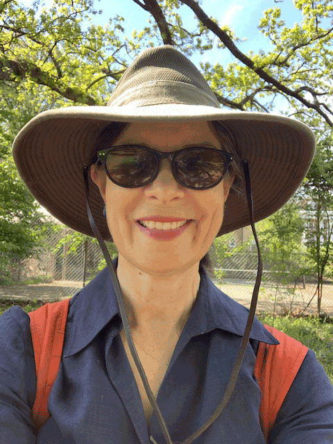 Jenny Chandler, Executive Director, Dumbarton Oaks Park Conservancy