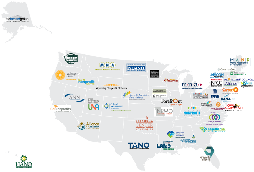 Our Network Of State Associations And Nonprofit Allies