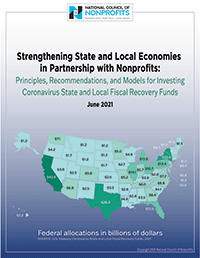 Strengthening State and Local Economies in Partnership with Nonprofits