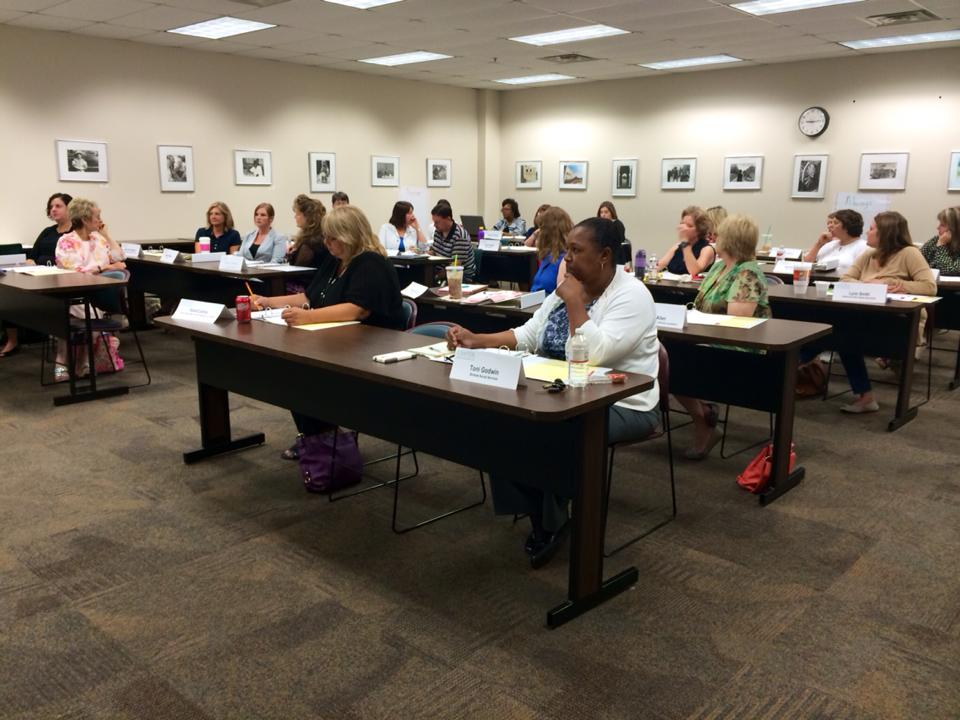 Oklahoma Center for Nonprofits Members Attend a Workshop
